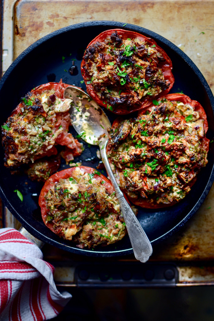 Stuffed toms